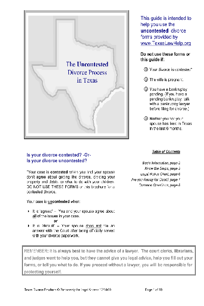Share formtexas divorce process 3057 content preview form name solutioingenieria Images