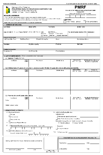 Share Formpmrf - How can i fill in a pdf form for free