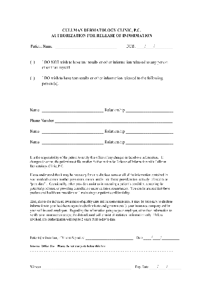 Fill Any PDF Free Forms for authorization Page 1 – Authority Form Template
