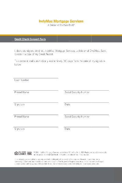 Fill Any PDF Free Forms for f Page 62 – Credit Check Release Form