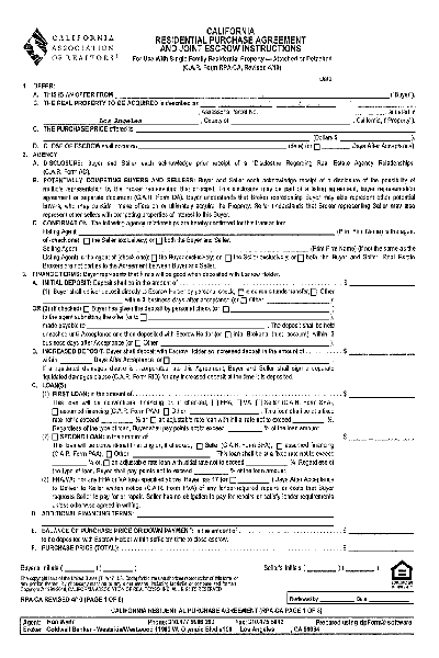 Free Pdf Forms For Purchase Free Download