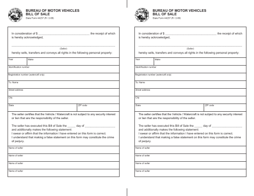 Share form indiana bmv bill of sale 1203 for Indiana bureau of motor vehicles phone number