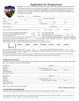 Park%20District%20App0001  Cent Application Form on house application form, vacation application form, farm application form, firefighter application form, christmas application form, starbucks job application form, zoo application form,